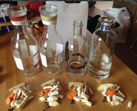 Хреновуха рецепт из водки в домашних условиях